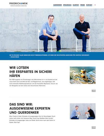 Friedrich & Weik VermögenssicherungGehe zu